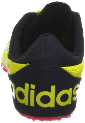 adidas Performance Sprint Star 4 M Q22637, Sneaker uomo Giallo (Gelb (Vivid Yellow S13 / Black 1 / Pop))