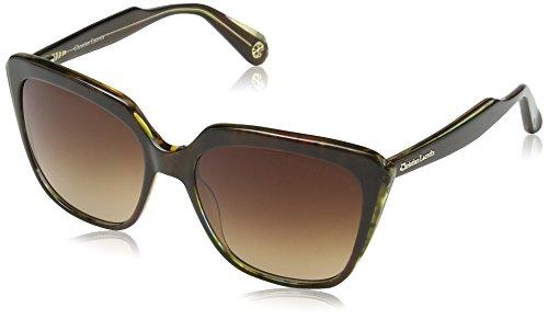 christian-lacroix-damen-sonnenbrille-braun-brown-pattern-brown-lens