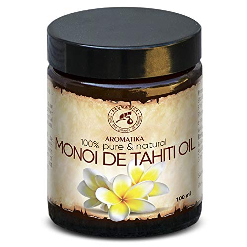 Aceite Monoi Tahiti 100ml   100% Puro Natural   Botella