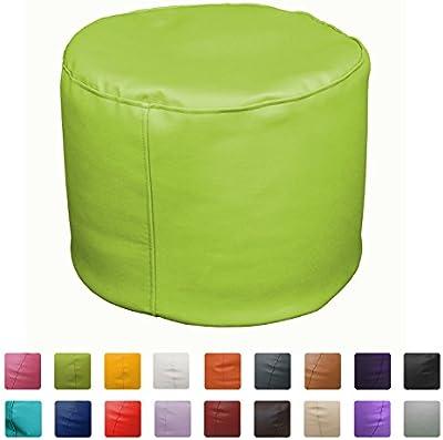 Puff Taburete 50x50x45 (Verde)