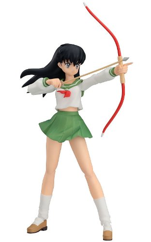 Inu Yasha Kagome figma 13.5cm PVC Figure /Japon officielle