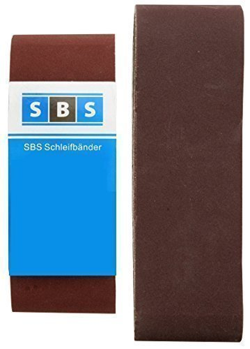 SBS ® Bandas lijar 75 x 533 -10 Unidades Grano 180