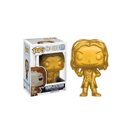 Funko - Figurine Once Upon A Time - Rumpelstilskin Gold Pop 10cm - 0889698119764