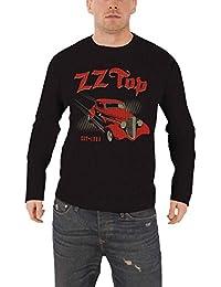 ZZ Top Jumper Sweater Eliminator band logo nouveau officiel Homme