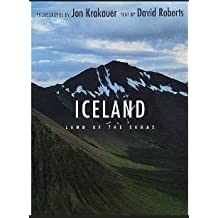Iceland: Land of the Sagas by David Roberts (1990-10-02)