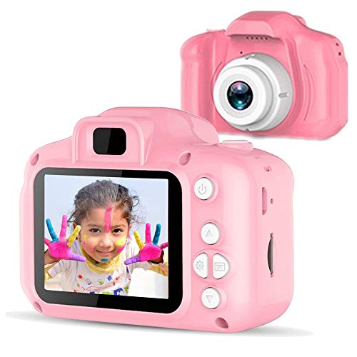 Docooler Kinderkamera DC 500 Vollfarb Mini Digitalkamera für Kinder Baby Cute Camcorder Video Kind Camcorder Digital Camcorder