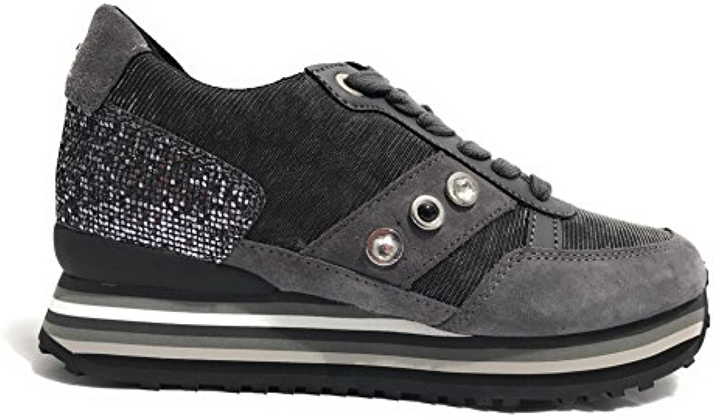 Apepazza - Zapatillas para mujer Gris gris