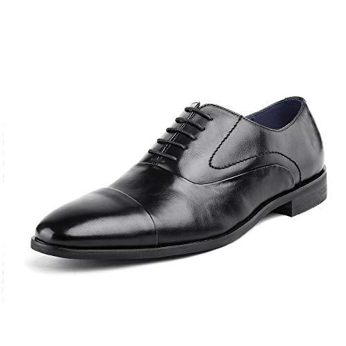 7e0b1c4d Bruno Marc Hutchingson Zapatos de Vestir Formal Oxford Clásico para Hombre