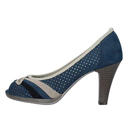 MARY COLLECTION , Escarpins pour femme Bleu