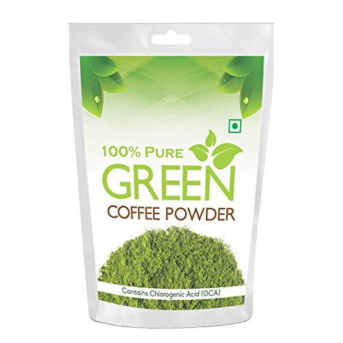Health First 100% Pure Green Coffee Beans Powder - 200 g