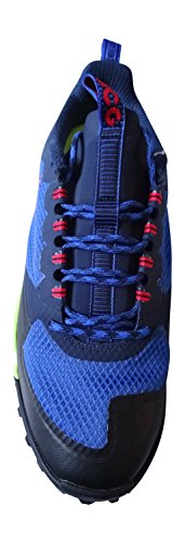 Nike, Sneaker uomo Varie taglie (midnight navy chilling red volt 467)