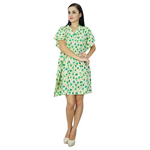 Bimba -  Vestito  - Donna Verde