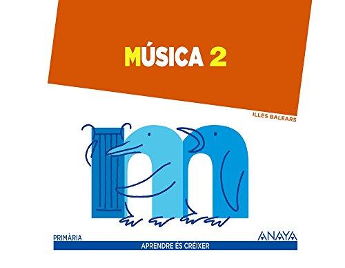 Música 2. (Aprendre és créixer) - 9788467876864