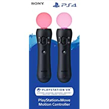 Sony PS Move Twin Pack [PlayStation 4 ]
