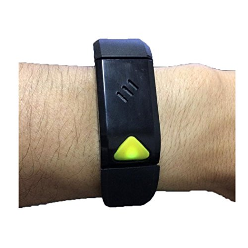 Sonic Mückenschutz Armband USB Lade Ultraschall sicher und Gesund für Erwachsene Outdoor-Sport und tagsüber Schutz