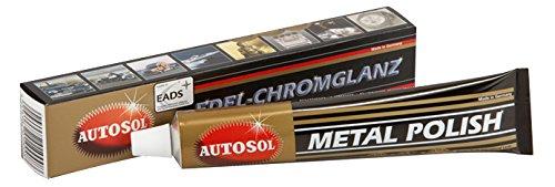 Autosol Chrome pasta de limpieza/tubo 75ml Individual