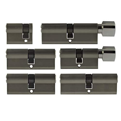 Profil-Doppelzylinder Schlüssel für