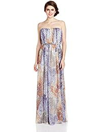 Avirate Women's Strapless Dress