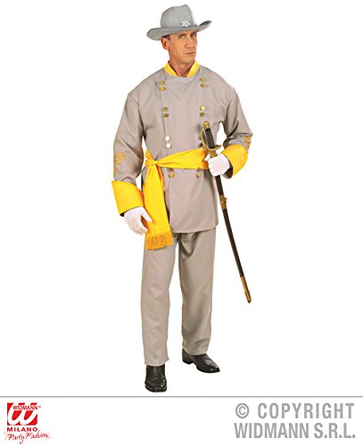*** ANGEBOT *** KOSTÜM - GENERAL - Größe 48 (S) (Bürgerkrieg Soldat Kostüme)