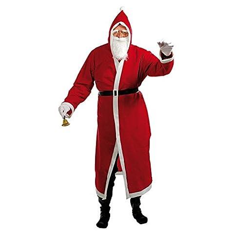 P'TIT CLOWN - 12073 - Costume Adulte Père Noël -