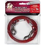Erdspieß 41cm Cable-Hundehütte 3m–Dressur