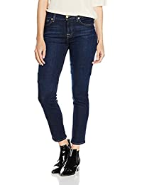 7 For All Mankind Damen Jeanshose Mid Rise Roxanne