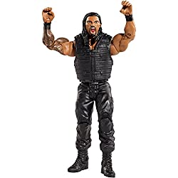 ROMAN REIGNS BEST OF 2014 MATTEL WRESTLING FIGURE - IN STOCK