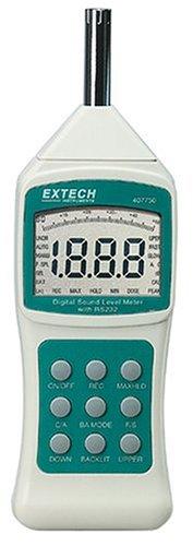 Imagen de Decibelímetro Extech por menos de 350 euros.