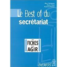 Le Best Of du secrétariat : Des fiches pour agir