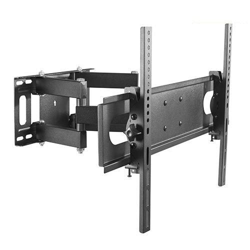 HALTERUNGSPROFI ALX6 Wandhalterung Superflach Neigbar Schwenkbar für 40 42 46 47 50 55 58 60 65 70 Zoll VESA 600 x 400 für LCD LED Fernseher TV 4K UHD