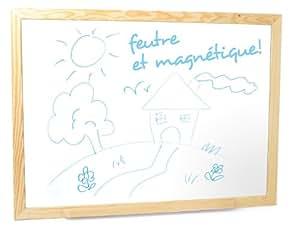 Jeujura - 8787 - Loisir Créatif - Grand Tableau - Feutre et Magnétique