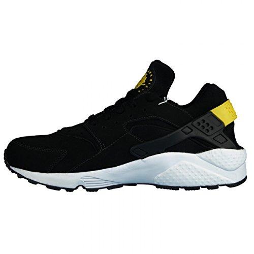 Nike pour homme Air Huarache entraîneurs Black