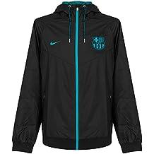 Nike M NSW WR Wvn Aut Chaqueta línea F.C. Barcelona bf9923f9831