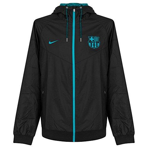Nike M NSW WR Wvn Aut Chaqueta línea F.C. Barcelona 9d0bf721d4366