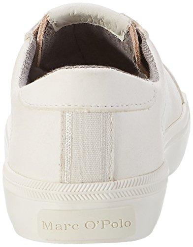 Marc O'Polo Damen 70213923503103 Sneaker Mehrfarbig (cream/nude)