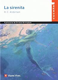La Sirenita  - 9788468200187 par  Hans C. Andersen