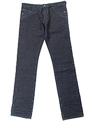 Hugo Boss pour Homme Jeans brut Coupe Skinny Orange 71SRP £145
