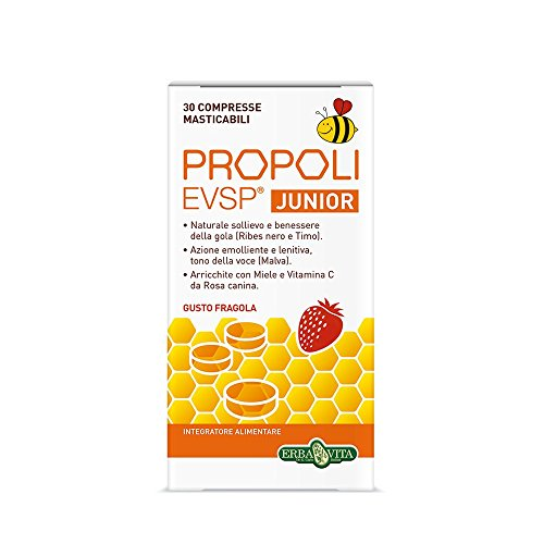 Propoli evsp junior tablets