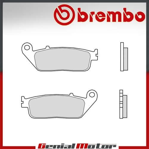 Pastiglie Brembo Freno Anteriori 07HO41.SC per CB X ABS 500 2013 > 2014