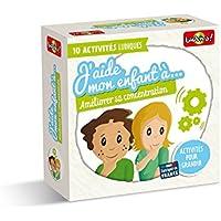 Bioviva - 010030 - J'aide mon enfant à ... Améliorer sa concentration