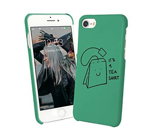 It's A Tea Shirt Cute Funny Tea Bag Quote_001389 Phone Case Cover Carcasa De Telefono Estuche Protector For iPhone 8 iPhone 8s Funny Christmas