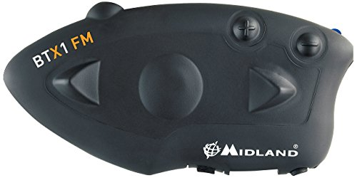 Midland BTX1 FM Intercom Headset