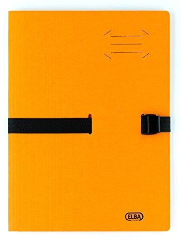 Elba 100201315 Ordnerrcken-Etiketten Recycling