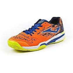 JOMA Slam, Zapatillas de Tenis para Hombre, Naranja (Orange), 40 EU