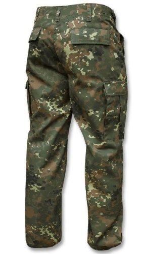 Brandit Pantalon cargo Tailles S à 7XL Multicolore - Flecktarn