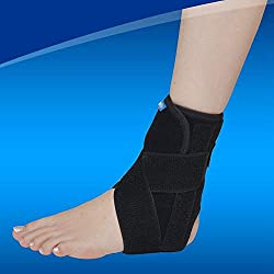 JTIHGNFG Knöchelgelenkfixierungsgürtel Knöchelfraktur Verstauchung Knöchelbandage Varus Valgus Knöchelgelenk Korrekturgürtel