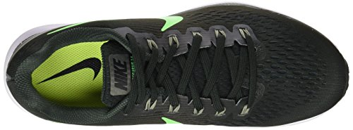Nike Herren Air Zoom Pegasus 34 Laufschuhe Grün (Vert Nature/turquoise Atomique Sombre/vert Illusion/vert De Rage)