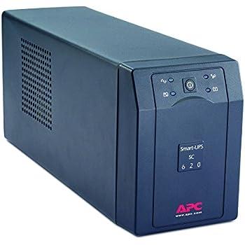 APC Smart-UPS SC - Onduleur 620VA, SC620I - Line Interactive, 4 Prises IEC-C13, Logiciel d'arrêt