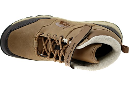 New Balance Kv754, Stivali Unisex – Bambini Marrone (Light Khaki)