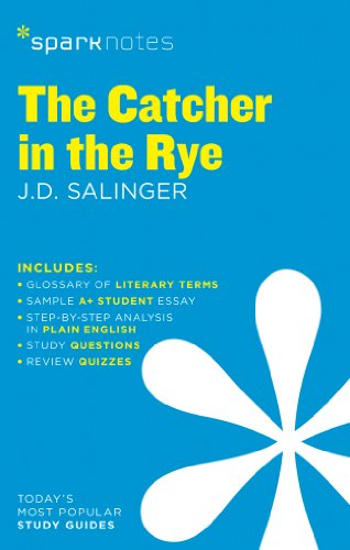 The Catcher in the Rye by J.D. Salinger Paperback